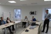 Студенты Ульяновского филиала РАНХиГС посетили Корпорацию развития Ульяновской области
