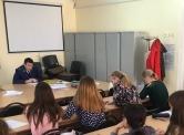 В Ульяновском филиале РАНХиГС прошла лекция по профилактике преступлений экстремистской направленности